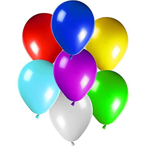 Procos ballons Lot de 12 - Multicolore