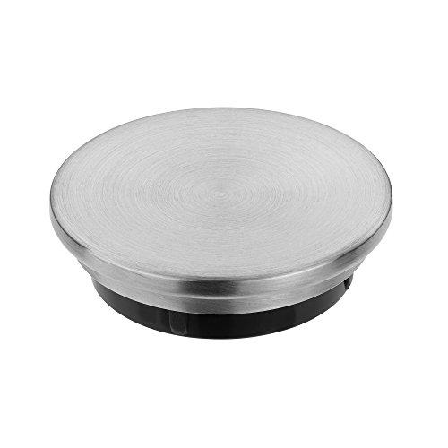 WMF De Luxe vervangingsdeksel (molens vanaf 2010) Cromargan roestvrij staal 18/10 kunststof vaatwasmachinebestendig