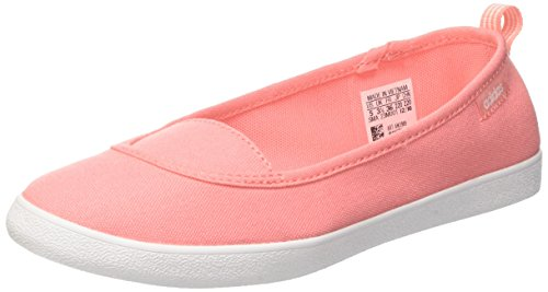 adidas Cf Qt Vulc So W, Damen Ein Ausschnitt Low,Rosa (Rosray/ftwbla/rosray) ,38 2/3 EU