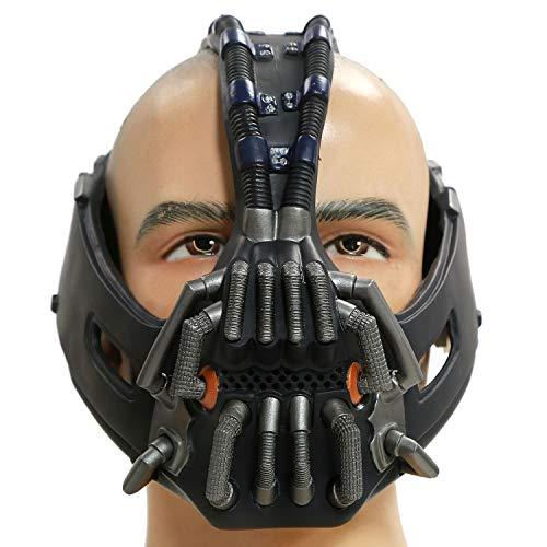 Bane Mask - Casco de ltex para disfraz de Halloween