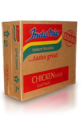 Indomie Instant Noodles 70gms x 40, Chicken Flavour (Nigerian)