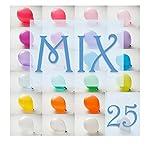 ゴム風船 50個 選べる 全24色 スタンダード パーティ ヘリウム イベント 25.MIX