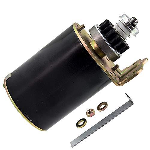 maXpeedingrods Anlasser Starter für BriggsStratton 11-16 PS Neuteil 16 Zähne 499521 LMTDV