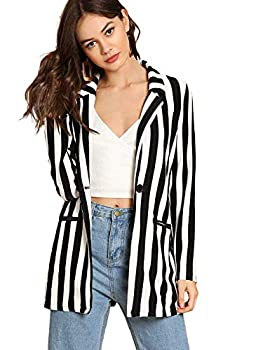 Best striped blazer womens Reviews