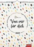 Fotokalender Von mir für dich 2022: Mein kreativer Bastelkalender zum Selbstgestalten
