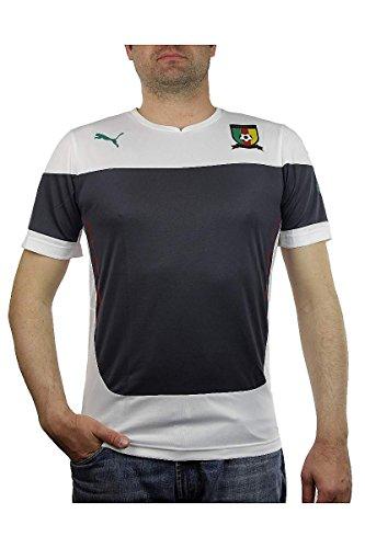 PUMA Cameroon Training Jersey Kamerun Herren Trikot, Bekleidungsgröße:M