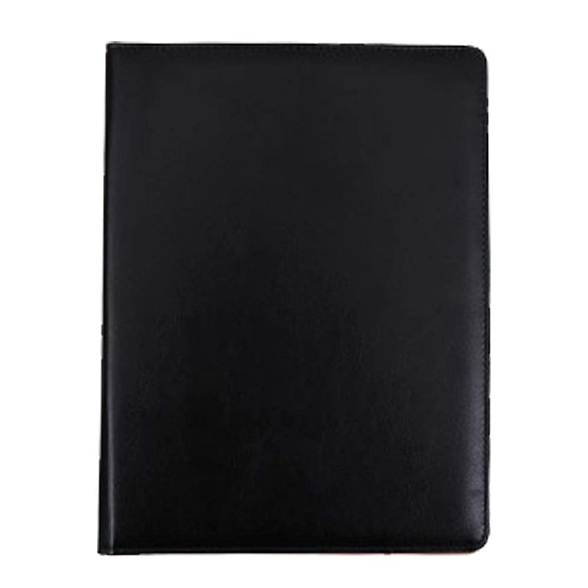 Notebook Leather Resume Storage Clipboard Folder Portfolio, Clipboard A4 Folder Conference for Legal Pad for Business School Office Conference Office