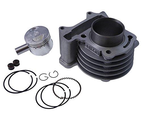Kit cylindre 65 ccm sport pour Jinlun jl50qt – 12B 50 cc, jl50qt BSS-12 C, jl50qt 6 A, jl50qt-6B, jl50qt de 6 C