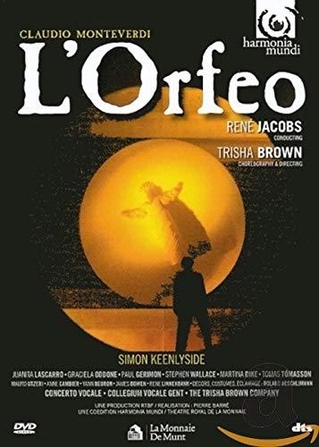 Monteverdi, Claudio - L'Orfeo (2 DVDs)