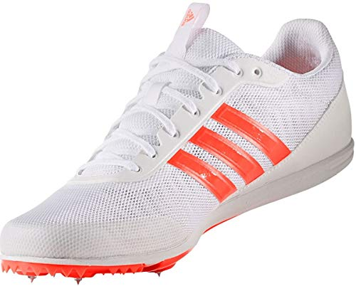 adidas Distancestar White Solar Red 46.5
