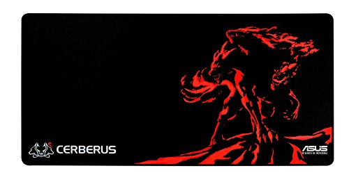 Mousepad Asus Cerberus XXL, Red
