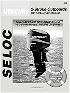 Best mercury 200 hp outboard service manual Reviews