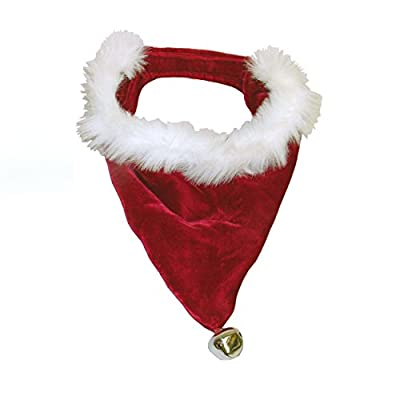 Outward Hound Kyjen Dog Santa Bandanna