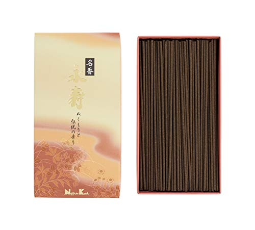 nippon kodo Incienso japonés, marrón, 16 x 8,5 x 3,5 cm, 300