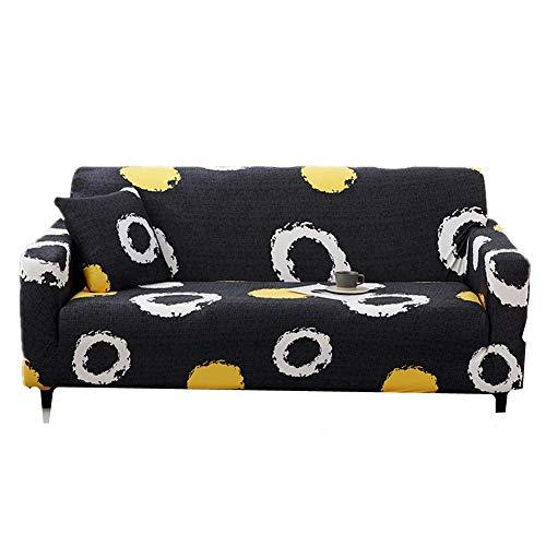 DealMux Funda para sofá Fundas para sillón Klippan Funda para sofá Funda mágica para sofá Funda para sofá Fundas para sofá para perros Fundas elásticas para sofá 90-140, Azul marino