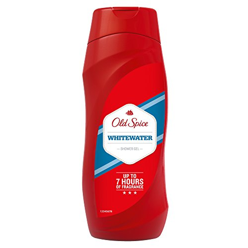 Old Spice Duschgel Whitewater, 3er Pack (3 x 250 ml)