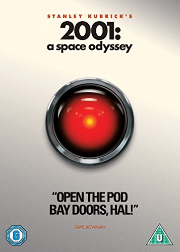 2001 - A Space Odyssey [Reino Unido] [DVD]