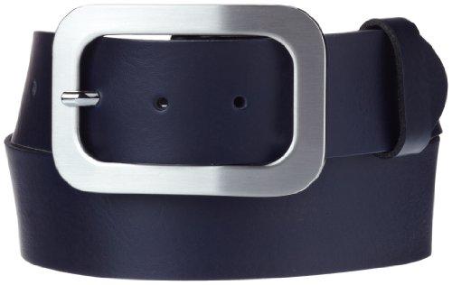 MGM Damen Gürtel 950-1062, Gr. 85, Blau (Dunkelblau)