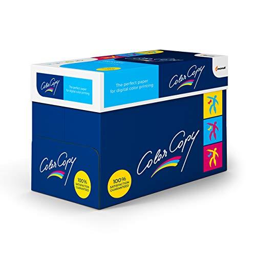 Color Copy LG40396 160g/m², A4, Paket zu 250 Blatt, FSC mix leicht satiniert, 5er pack (5 x 250 Blatt)