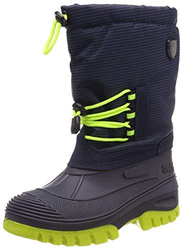 CMP Unisex-Kinder Ahto Bootsportschuhe, Blau (Black Blue N950), 27 EU