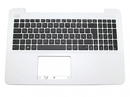 ASUS X555LA Original Tastatur inkl. Topcase DE (deutsch) schwarz/weiß