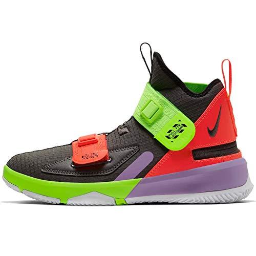 Nike Lebron Soldier XIII Flyease Gs Big Kids Cj1317-002 Size 6