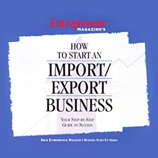 How to Start an Import/Export Business audiobook cover art
