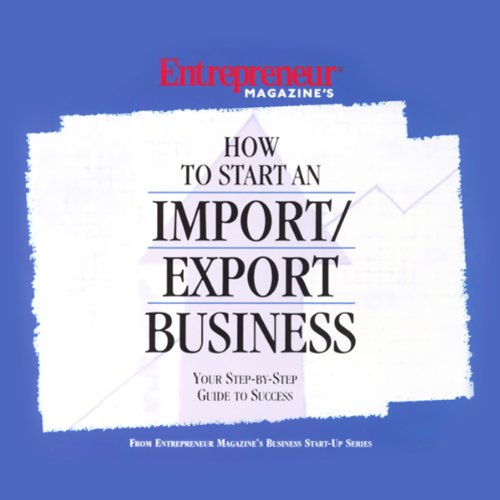 How to Start an Import/Export Business cover art