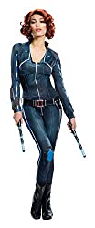 Superhero Costumes for Couples: Black Widow