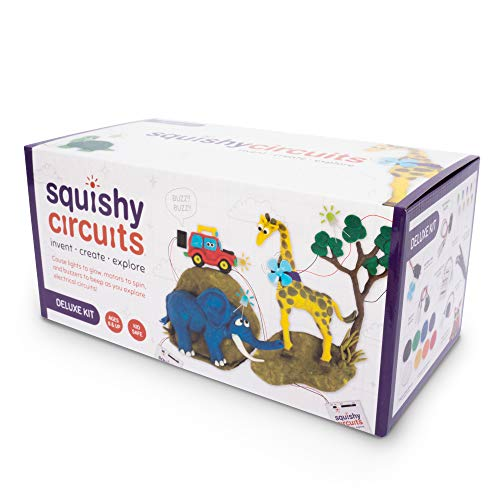 Squishy Circuits Deluxe Kit