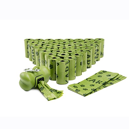 FINNKARE Biodegradable Poop Bags for Dog Pet Waste Bags Scented 1000 Counts Heavy Duty Leak-Proof...