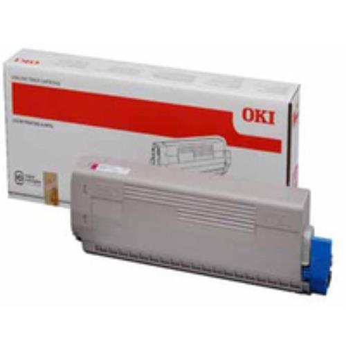 OKI 44844506 - Magenta Toner - Magenta Toner - C831/841 10k