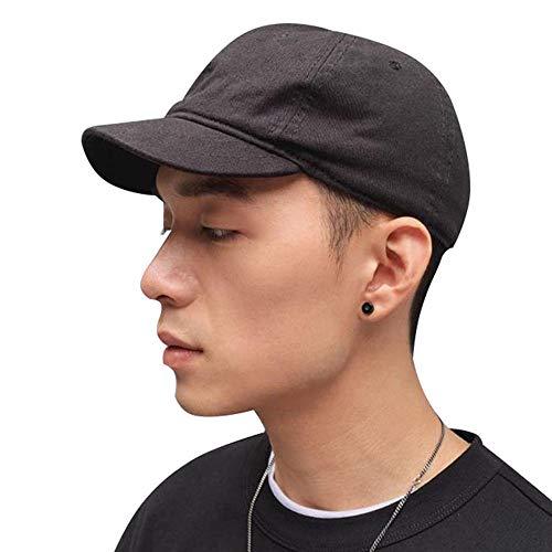 Clape Short Brim Cap Sommer Kappe Kurzer Schirm Adjustable Baseball Cap Polo Trucker Hat Outdoor Running Cap Fitted Cap