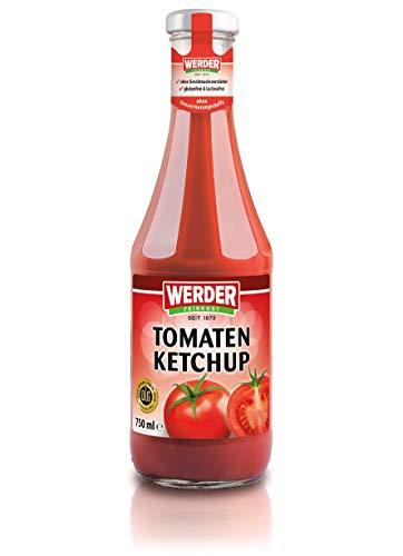 Werder Tomatenketchup, 750 ml