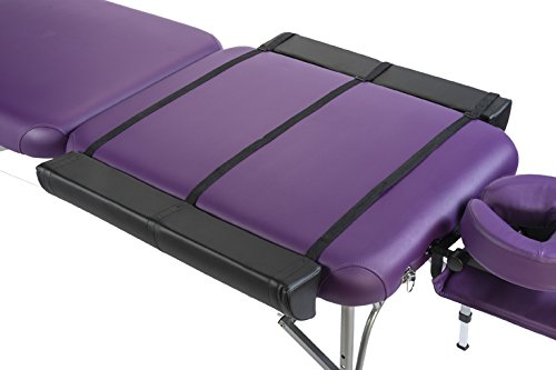 Side Extenders for Massage Table (Agate Blue)