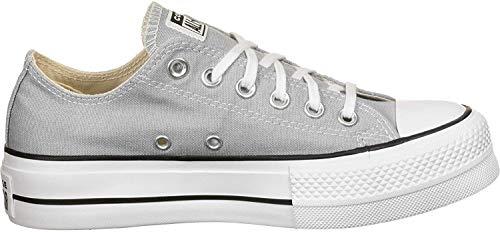 Converse Chucks CT Lift OX 566757C Grau, Schuhgröße:40