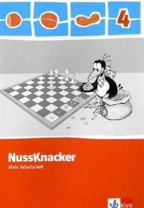 Nussknacker 4: Arbeitsheft Klasse 4 (Nussknacker. Ausgabe ab 2009)