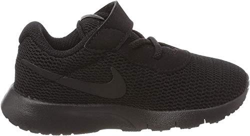 Nike Unisex Baby Tanjun (TD) Hausschuhe, Schwarz (Black/Black 001), 22 EU
