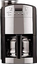 consumenten- en commerciële espressomachine, automatische infuuskoffie en machine, glas, filter, puntkaart, 1000W