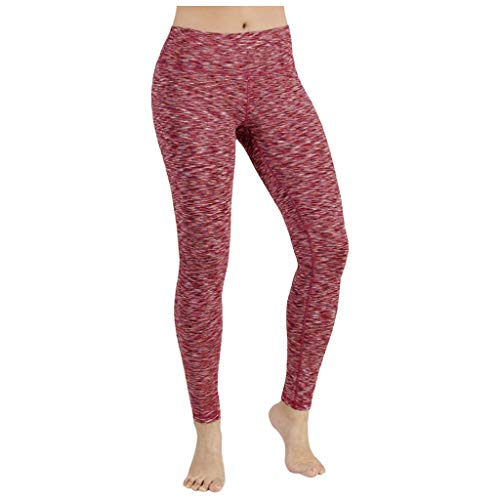 Best Deals! Yoga Leggings for Women - Tummy Control Fitness Sports Running Yoga Athletic Pants Exerc...