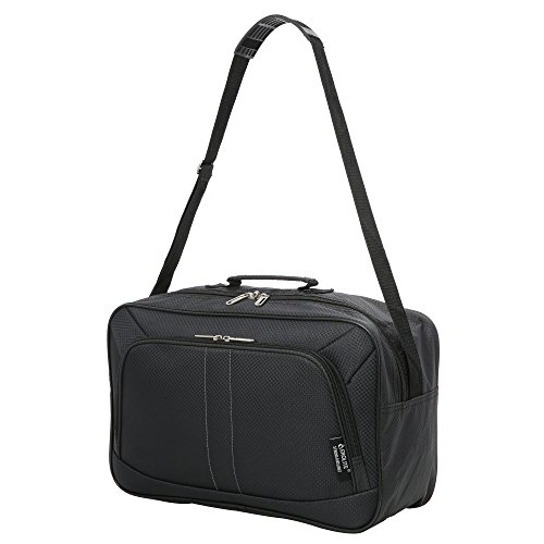 16 Inch Aerolite Carry On Hand Luggage Flight Duffle...