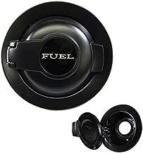 fits 2008-2019 Dodge Challenger Matte Black Vapor Edition Fuel Gas Filler Door Mopar (68250120AA)