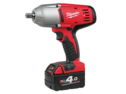 Milwaukee HD18HIWF402 M18 Friction Ring Impact Wrench with 2 x 4.0Ah Batteries