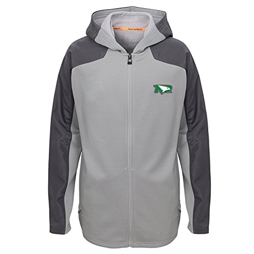 Outerstuff NCAA boys Stated Full Zip Hoodie
