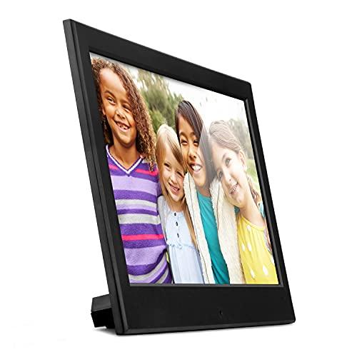 digital memory frames Aluratek 10