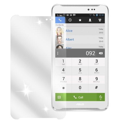 dipos I 2x Schutzfolie klar kompatibel mit Asus Fonepad Note 6 Folie Bildschirmschutzfolie