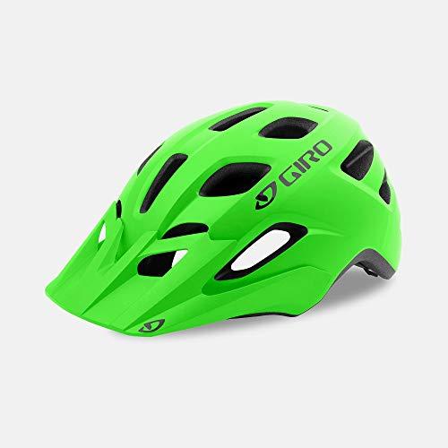 Giro Tremor MIPS Youth Visor MTB Bike Cycling Helmet - Universal Youth (50-57 cm), Matte Bright Green (2020)