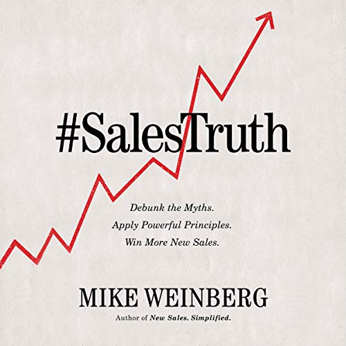 Sales Truth audiobook cover art