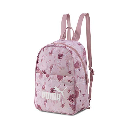 PUMA Damen WMN Core Seasonal Backpack Rucksack, Peachskin-AOP, OSFA