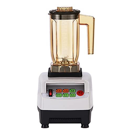 Mixer, 1500 W Smoothie Maker, 1,2 l Smoothiekanne, 304 Edelstahlklingen, für Eisgetränk, Teetasse, Milchbecher, Schnee Gramm Tasse, Sandeisbecher